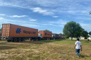 ក្រុមហ៊ុន Oak Sourcing&Logistic,LLC បានឧបត្ថម្ភឈុតការពារវេជ្ជសាស្រ្តជាង២លានមកព្រះរាជាណាចក្រកម្ពុជា ក្នុងយុទ្ធនាការប្រឆាំងជំងឺកូវីដ-១៩ !!!!!